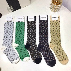 CHANEL Socks